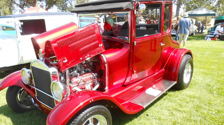 Early Iron Car Show