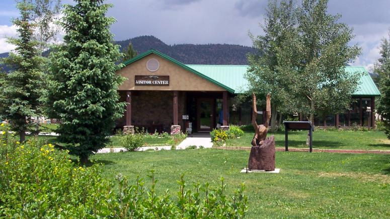 Silver Thread Visitor Center
