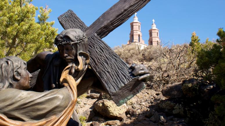 Stations of the Cross Shrine San Luis